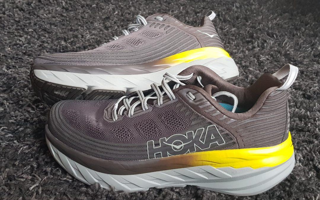 Nieuwe schoenen, nieuw PR