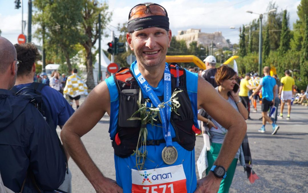 De Marathon van Athene – raceverslag