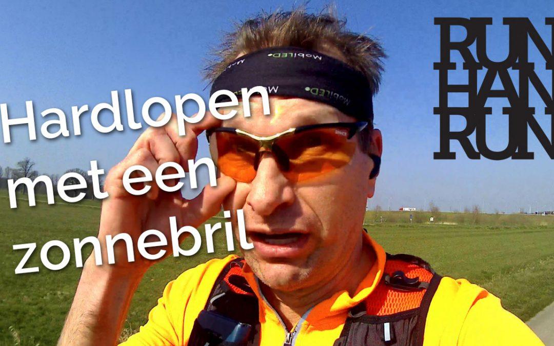 Met een zonnebril hardlopen – hier wil je op letten