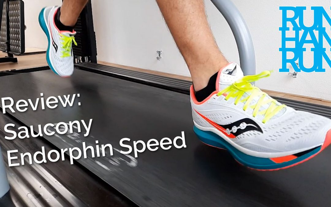 Review: RunHanRun on Speed!  (Saucony Endorphin Speed…)