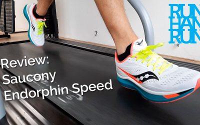 Review: RunHanRun on Speed!  (Saucony Endorphin Speed…)