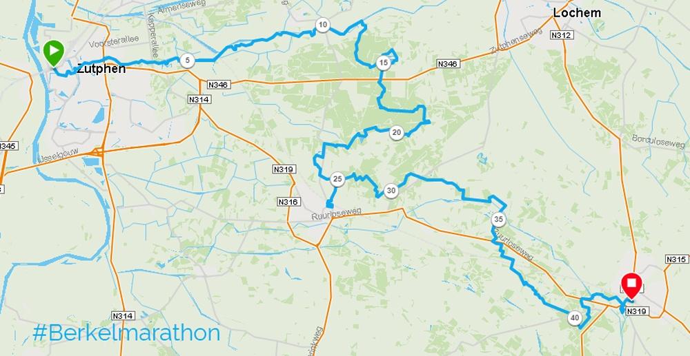 We gaan nog een marathon lopen!  #Berkelmarathon