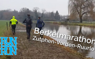 Berkelmarathon – rennen in de Achterhoek