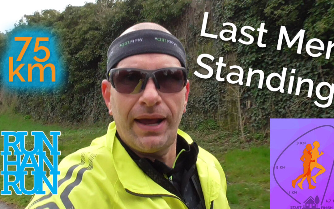 Last Men Standing – Virtual Run – 75km ultra