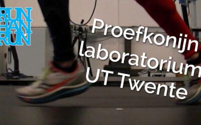 Proefkonijn – meewerken aan hardloop onderzoek aan de Universiteit Twente